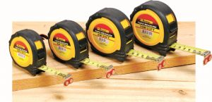 Hand Tools Tape Measure Dual Nylon Coated Blade Decoration Measuring pictures & photos
