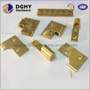 China Precision CNC Machining Brass Moto Auto Spare Parts