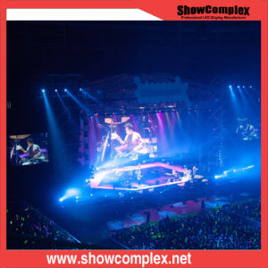 P3.91 Stage Background Indoor Rental Big LED Display Screen pictures & photos