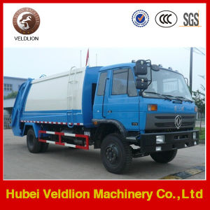 15 Cubic Meter, 15cbm, 15m3 Waste Compactor Truck pictures & photos