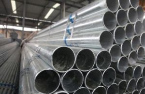 ERW Galvanized Hot Dipped Galvanized Steel Pipe Youfa pictures & photos