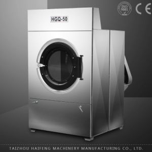CE&ISO9001 Machinery Dryer for Laundry, Guesthouse, Hotel/Hospital, 15kg/20kg/25kg/30kg/35kg/50kg/70kg/100kg pictures & photos