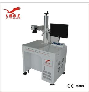 Engraving Metal, Plastic Laser Marking Machine pictures & photos