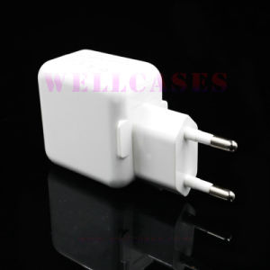 Wholesale Euro/USA Plug Undetachable Travel USB Adapter/Charger for Cellphone pictures & photos