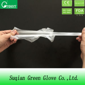 Clear Hospital Disposable Medical Consumables Gloves pictures & photos