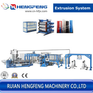 Hfsj80-100-700b Double-Layer Sheet Co-Extrusion Machine pictures & photos