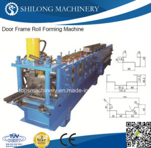 C Shape Cross Channel Light Steel Keel Cold Roll Forming Machine pictures & photos