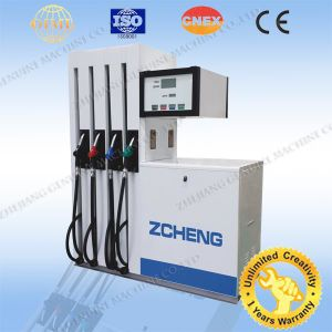 Zcheng European Standard Petrol Filling Stationfuel Dispenser pictures & photos