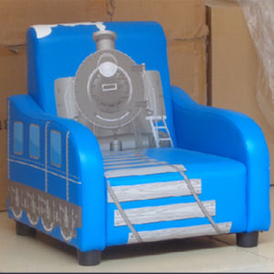 Fabulous Train Chair with PVC Leather for Baby/Children (SF-203-1) pictures & photos