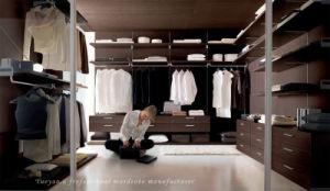 Walk in Cloakroom MDF Dresser Wardrobe (YY007)