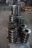 DIN 2527~DIN 2637 F316/ F316L/F316ti Duplex Steel Flange pictures & photos
