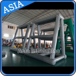 Inflatable Gray Color Floating Water Billboard Commercial Giant Inflatable Billboard Frame for Sale pictures & photos