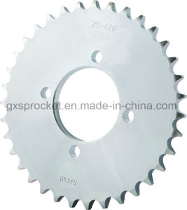 Motorcycle Chain Sprocket Suzuki Fd110 35t pictures & photos