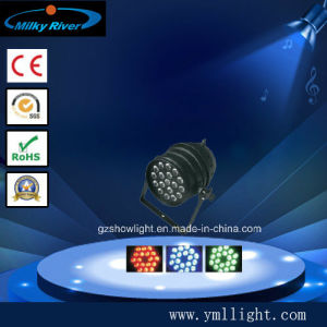 High Power LED PAR Can 18PCS *10W RGBW pictures & photos