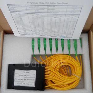 PLC Fiber Optic Spiltter 1-32 pictures & photos