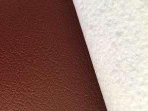 Best-Selling PVC Rexine Leather for Furniture pictures & photos