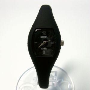 Cheap Promotional Silicone Quartz Wrist Watch pictures & photos
