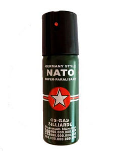 60ml Pepper Spray / Spray Police Spray