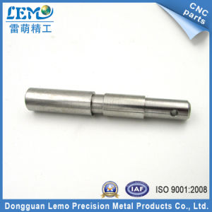 CNC Turning Parts of Shaft with Thread pictures & photos