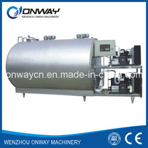 Shm Stainless Steel Cow Milking Yourget Machine Price Dairy Equipment Milk Tanker for Milk Cooler with Cooling System pictures & photos
