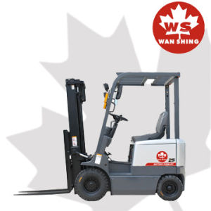 2.5 Ton Electric Forklift Truck with Ce Certificate pictures & photos