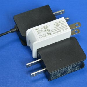 5VDC 1000mA (5V1A) Battery Charger Adapter pictures & photos