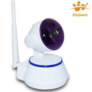2016 Hot Sale Wireless CMOS Security WiFi IP Camera pictures & photos