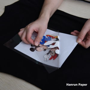 Printable Eco Solvent Heat Transfer Vinly Paper for Eco Solvent Printer pictures & photos