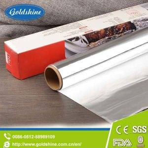 Factory Wholesales Food Packaging Aluminium Foil Roll pictures & photos