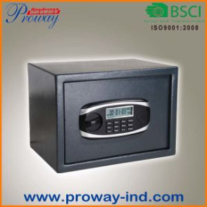 LCD Display Small Money Safe with Back Light pictures & photos