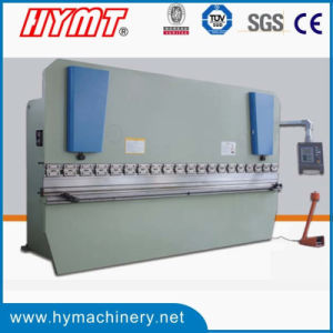 We67k-200X4000 CNC Electro-Hydraulic Synchronous hydraulic press brake pictures & photos