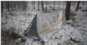 Emergency Thermal Tent pictures & photos