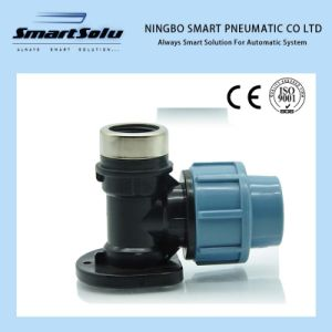Plastic Compression Fitting Elbow Type pictures & photos
