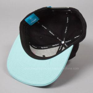 Custom Embroidery Flat Brim Hip-Hop Cap pictures & photos