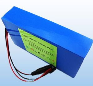 Lithium Li Ion Battery Battery 48V20ah LiFePO4 for Electric -Motor Polymer Battery pictures & photos