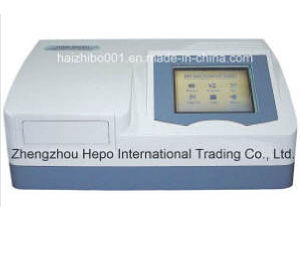 Lab Equipment Touch Screen Microplate Reader pictures & photos