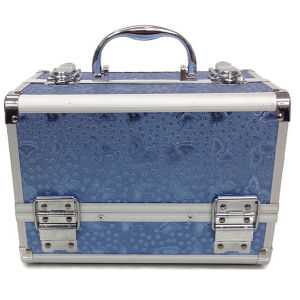 Aluminium Cosmetic Case with 6 Trays pictures & photos