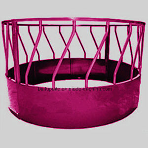 Hay Feeder Round Bale Hay Feeders Aluminium Hay Feeders Livestock Hay Feeder pictures & photos
