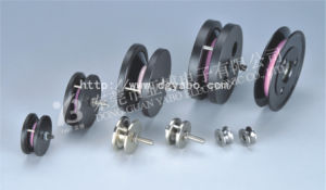 The Plastic / Stainless Steel Anti Anti Jumper Jumper Combination Wheel pictures & photos