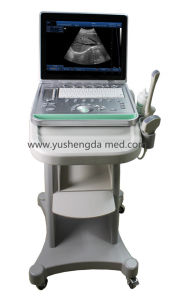 Digital Portable Ce Approved Hospital Equipment Ultrasound Machine pictures & photos