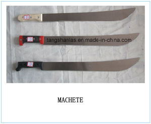 Kinds of High Quality Steel Machete pictures & photos
