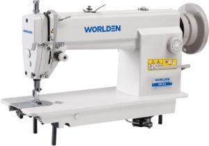 Wd-6-28 Sewing Machine Lockstitch Machine pictures & photos