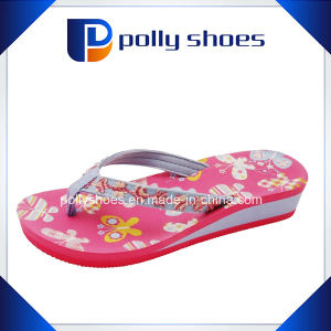 Latest Design High Heel Shoes for Children Sandals pictures & photos