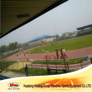 Stadium Safety Rubber Mat Outdoor Rubber Flooring Tracking System pictures & photos