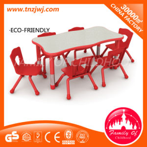 New Lovely Design Kids Plastic Tables and Chairs pictures & photos