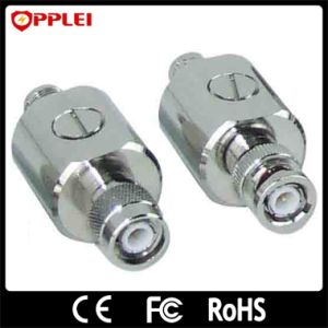 BNC Female to Male Antenna Gas Tube 3GHz Coaxial Surge Protector pictures & photos
