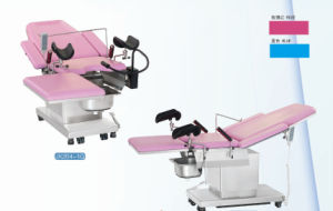 Electric Gynecology Examination & Operating Table Mcg-204-1g pictures & photos