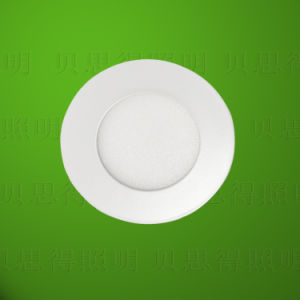 3W SMD5730 Round LED Panel Light pictures & photos