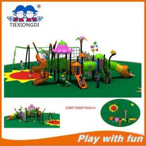 Big Children Outdoor Playground Tunnel Slide pictures & photos