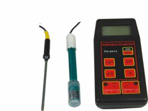 Portable pH Meter pictures & photos